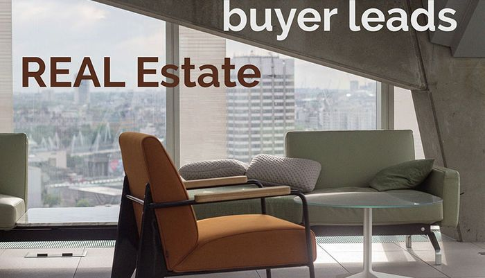 Real Estate Buyers Lead