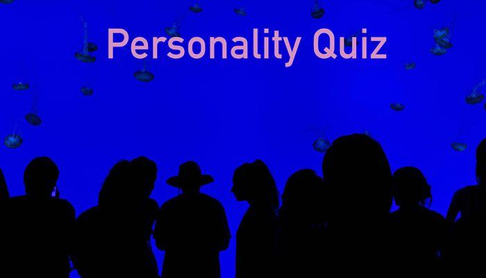 Quiz, personality
